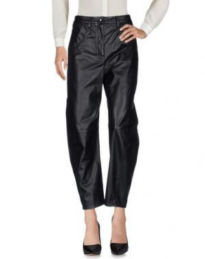 Повседневные брюки KENZO. Цвет: черный