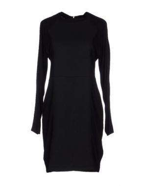Короткое платье SURFACE TO AIR. Цвет: черный