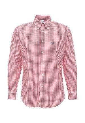 Рубашка Brooks Brothers. Цвет: красный