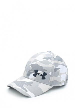 Бейсболка Under Armour. Цвет: серый