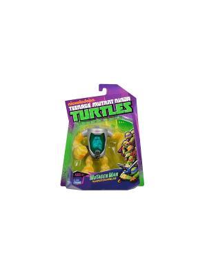 Фигурка Черепашки-ниндзя Мутагеноид 12 см Playmates toys. Цвет: желтый, зеленый