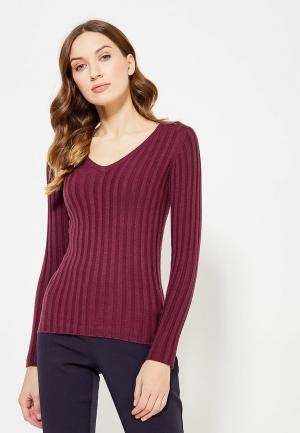 Пуловер Conso Wear. Цвет: фиолетовый