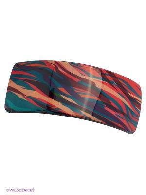 Заколка Krikos. Цвет: бирюзовый, розовый, бордовый, фиолетовый, коралловый