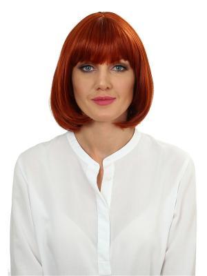 Женский парик Lorena VIP-PARIK. Цвет: рыжий