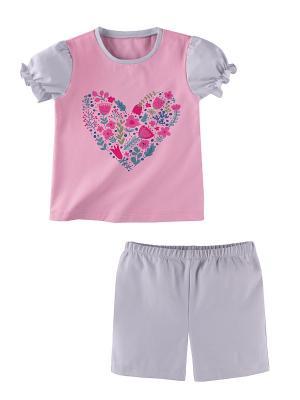 Комплект одежды Наша Мама. Цвет: розовый