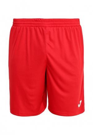 Шорты спортивные Joma. Цвет: красный