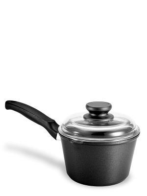 Ковш с крышкой Optima Risoli. Цвет: черный