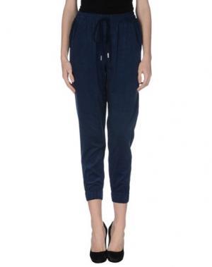 Повседневные брюки EMMA COOK. Цвет: синий