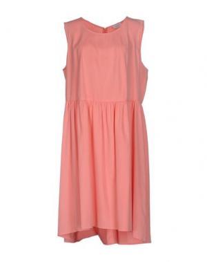 Платье до колена VAN LAACK. Цвет: лососево-розовый