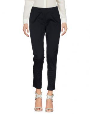 Повседневные брюки GAZEL. Цвет: темно-синий