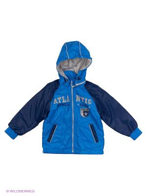 Куртка Артус. Цвет: голубой