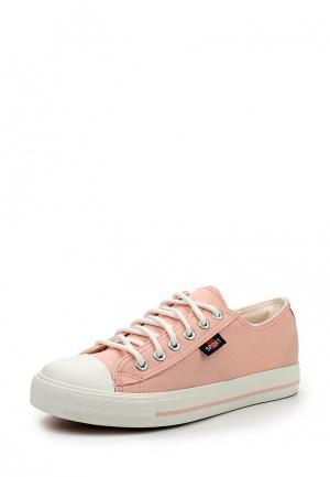 Кеды Dilen. Цвет: розовый