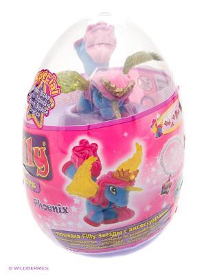 Игровой набор лошадки Филли/Filly Звезды в яйце Phoenix Dracco. Цвет: розовый