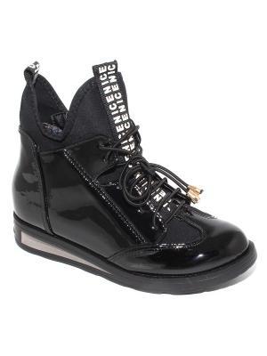 Ботинки Капитошка.. Цвет: черный