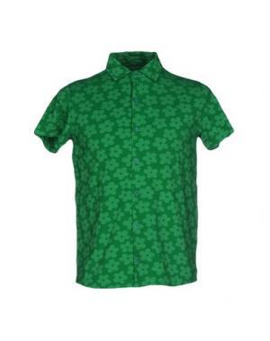 Pубашка COOPERATIVA PESCATORI POSILLIPO. Цвет: зеленый