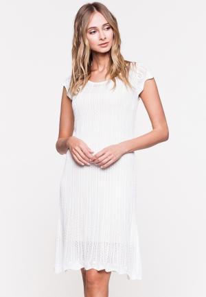 Платье Jacote. Цвет: белый
