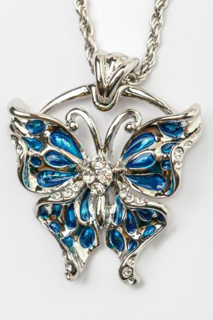 Кулон Fransua Ardi. Цвет: голубой