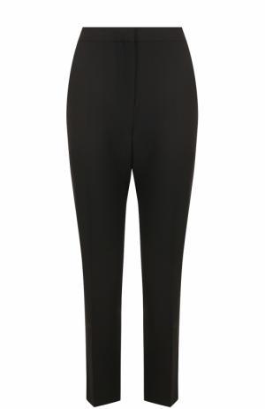 Укороченные брюки прямого кроя By Malene Birger. Цвет: черный