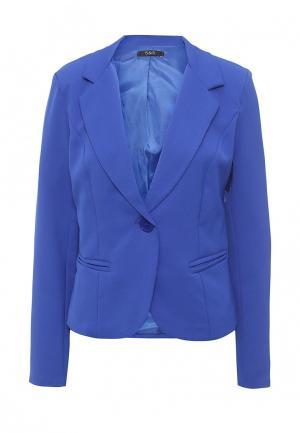 Пиджак Aurora Firenze. Цвет: синий