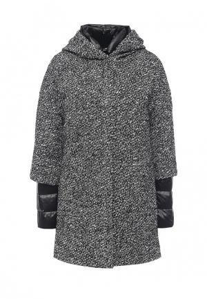 Пальто Bosideng. Цвет: серый