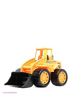 Большой автопогрузчик JCB 35 сантиметров HTI. Цвет: желтый