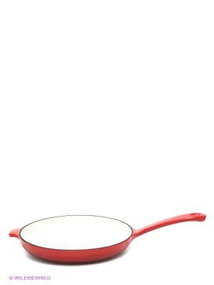 Сковорода MAYER-BOCH. Цвет: красный