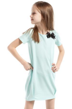 Платье KIDIN. Цвет: mint