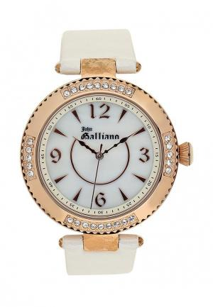 Часы Galliano. Цвет: белый