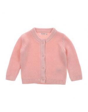 Кардиган IMPS&ELFS. Цвет: розовый
