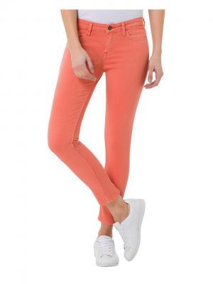 Джинсы Cross Jeans. Цвет: оранжевый
