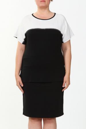 Блузка HEY. Цвет: черный