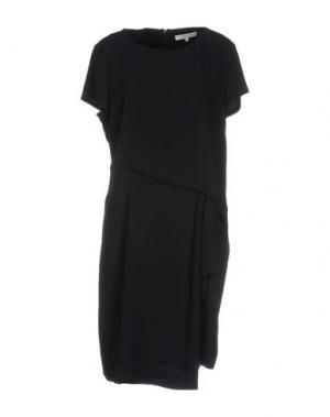 Короткое платье GERARD DAREL. Цвет: синий