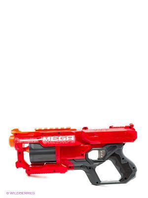Бластер Мега Циклон-шок Hasbro. Цвет: синий, зеленый, красный, оранжевый