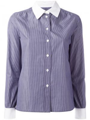 Striped shirt Vanessa Seward. Цвет: синий