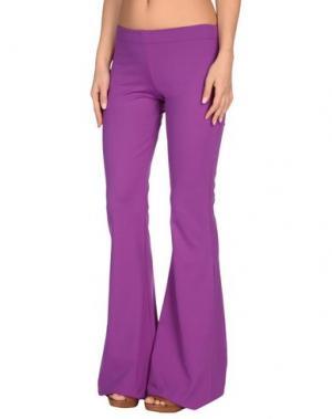 Пляжные брюки и шорты FISICO. Цвет: розовато-лиловый