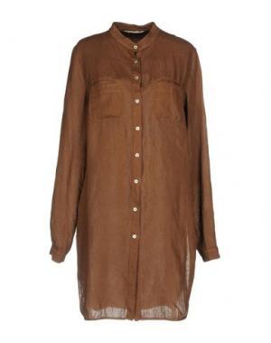 Pубашка NOVEMB3R. Цвет: светло-коричневый