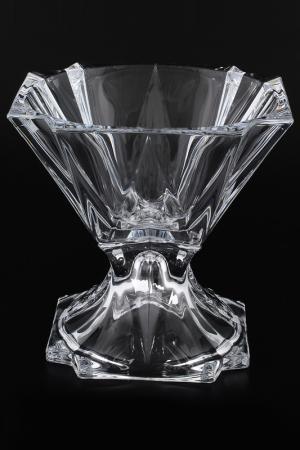Конфетница на ножке Crystalite Bohemia. Цвет: прозрачный
