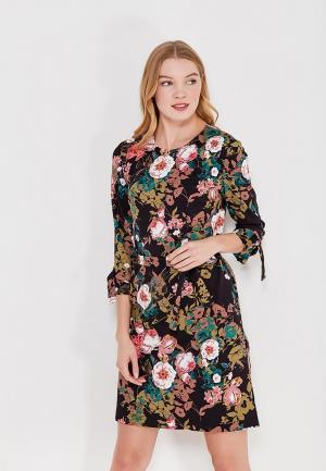 Платье Anastastia Kovall. Цвет: разноцветный