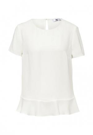 Блуза adL. Цвет: белый