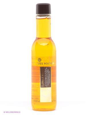 Восточное Масло для Душа Yves Rocher. Цвет: коричневый