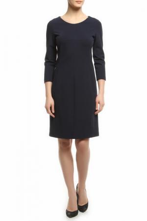 Платье BGN. Цвет: jet blue, темно-синий