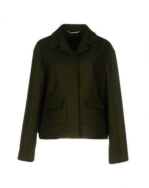 Пиджак ROCHAS. Цвет: зеленый-милитари