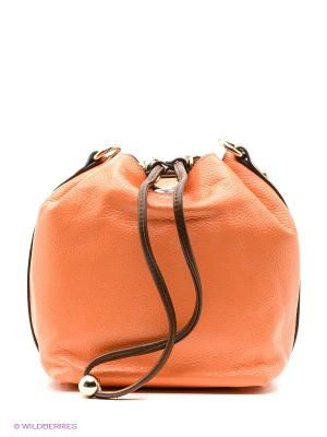 Сумки Mascotte. Цвет: оранжевый