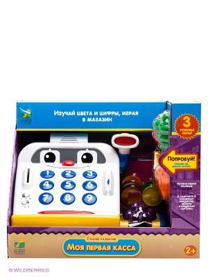 Интерактивная игрушкат Моя первая касса Learning Journey. Цвет: белый