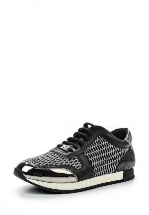 Кроссовки Massimo Santini. Цвет: черный
