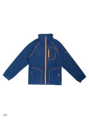 Куртки Columbia. Цвет: темно-синий