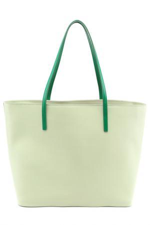 Сумка Pianurastudio. Цвет: green, dark