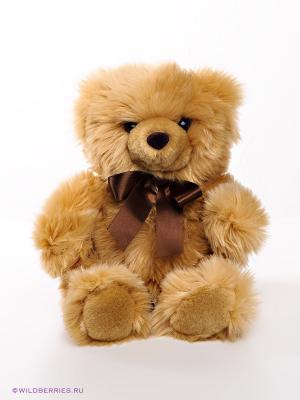 Мягкая игрушка Медвежонок AURORA. Цвет: бежевый (осн.)