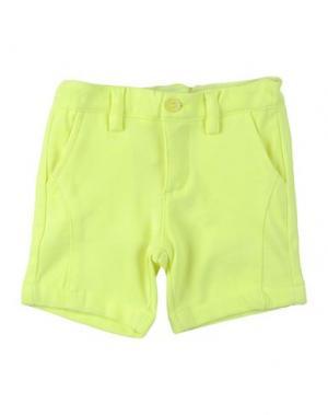 Повседневные брюки GRANT GARÇON BABY. Цвет: желтый