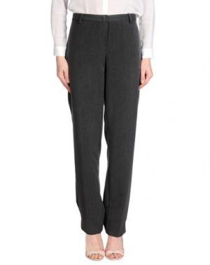 Повседневные брюки DANPOL Torino. Цвет: свинцово-серый